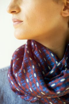 If there's any Parisian accessory to bring home, it's the scarf. Our favorite…