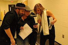 Work with Sugarland
