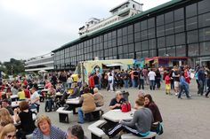 Enjoying the Suffolk Downs Festival! #NEfoodtrucks #summerbucketlist #boston #streetfood