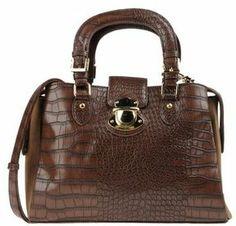 LAUREN Ralph Lauren - Fulham Tote (Black) - Bags and Luggage on ...