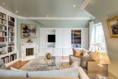 Wohnzimmer in Jugendstilvilla    Livingroom    Foto: Viktoria Stutz