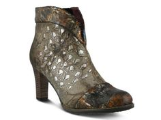 Women's L' Artiste by Spring Step Eleni Bootie - Taupe