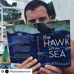 Instagram photo of Jamie Dornan filming Fifty Shades Freed during EL James' Fifty Shades Movie Instagram takeover