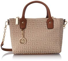 Tommy Hilfiger Sharon Jacq Shopper Shoulder Bag