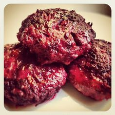 LAURAN TÄHTI: Lindströmin pihvit Meatloaf, Food Inspiration, Steak, Food And Drink, Cooking Recipes, Beef, Dinner, Hamburgers, Foods
