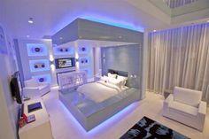 music cool bedroom