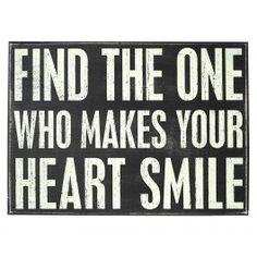 my heart smiles =)