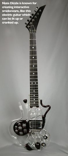Glass Guitar want.