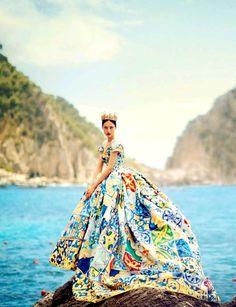 #NadjaBender by #BooGeorge for #VogueJapan October 2014 #fashion #inspiration #editorial #johnnywas