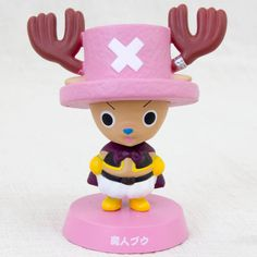 Dragonball Dragon Ball Z x One Piece Bobble Head Figure Chopper Man × Vegeta JAPAN