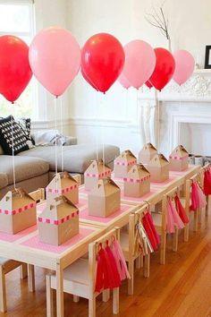 ¿Tus hijos dan una fiesta y no sabes cómo decorar la casa? No te preocupes, afortunadamente hay un m...