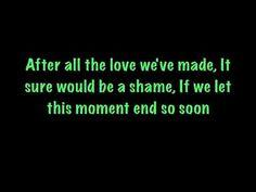 James Otto-Just Got Started Lovin' You (Lyrics) - YouTube