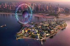 The Eye of Dubai Ferris Wheel