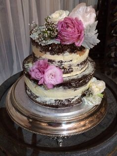 Wedding cake by Clyde Park