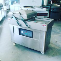 DZQ-420 double chamber vacuum sealer now available or call Chris (store manager) 09173012331 / 4957828 for inquiries. #cebu #food #foodporn #foodpackaging #foodpreservation #foodsealer #meatshop #grocery #meatproducts #hotel #restaurant #foodbusiness
