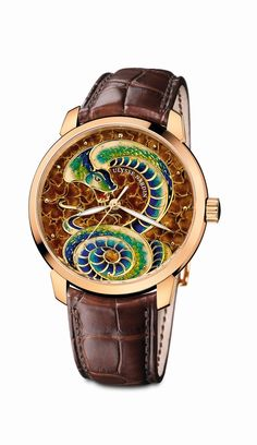 Ulysse Nardin - Classico Serpent, Baselworld 2013