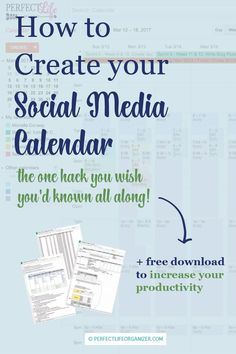 How to Create Your Social Media Calendar Social Media Strategy Plan, Social Media Content, Social Media Tips, Social Media Marketing Business, Content Marketing, Digital Marketing, Social Media Calendar, Social Media Influencer, Work From Home Moms