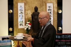 Why A Tokyo Cafe Run By Monks Is Putting Buddhism On The Menu