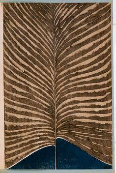 KATO Taro (1915~1945), Japan / woodblock print