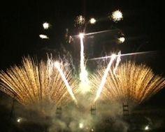 wedding firework