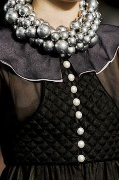 Chanel, Spring 2013 Details