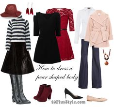 Image from http://40plusstyle.com/wp-content/uploads/2013/10/howtodressthepearbodyshape.jpg.