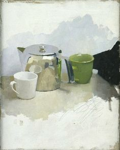 Beautiful rendition of light in an abstract way Diarmuid Kelley | not for all the tea in china