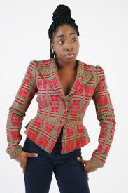 Image result for african print office wear for ladies