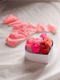 6 Days of Lacie Thong Panty Gift Set $68