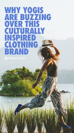 Why Yogis Are Buzzing Over This Culturally Inspired Clothing Brand
