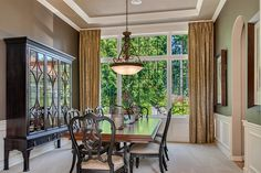 Formal dining room #realestate