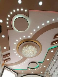 Top 40 Modern False Ceiling Design Ideas of - Engineering Discoveries Drawing Room Ceiling Design, Plaster Ceiling Design, House Ceiling Design, Ceiling Design Living Room, Bedroom False Ceiling Design, Tv Wall Design, Home Ceiling, Design Bedroom, False Ceiling Ideas