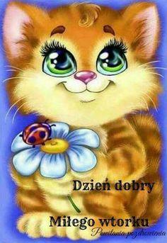 Cartoon Monkey, Kitten Cartoon, Illustration Mignonne, Cute Illustration, Animals And Pets, Baby Animals, Cute Animals, Animal Drawings, Cute Drawings