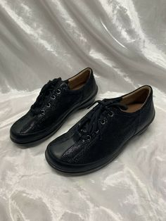 af2a3f62c6b9 Aetrex Womens Shoes Black Lace Up Size 9.5 #fashion #clothing #shoes  #accessories