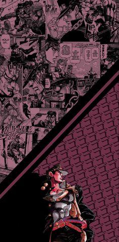 Blood Wallpaper, Dark Wallpaper, Jojo's Bizarre Adventure Anime, Jojo Bizzare Adventure, Anime Wallpaper Phone, Cartoon Wallpaper, Berserk, Crusader Wallpaper, Jojo Videos