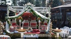 Close to nature, Hindu wedding decoration is considered as important as they are welcoming God on earth because of which it is given highly importance