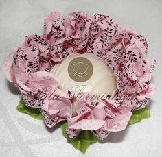 Forminha de Tecido - Estampada #Forminhas #Candy #Wedding