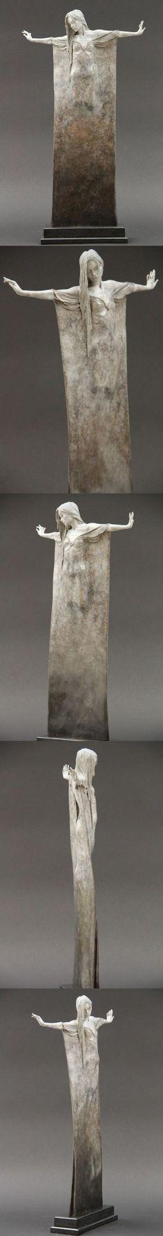 Art | アート | искусство | Arte | Kunst | Sculpture | 彫刻 | Skulptur | скульптура | Scultura | Escultura | Ophelia, Michael James Talbot