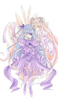 Kirakishou and Barasuishou