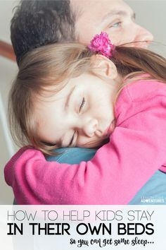 Help Kids Sleep in Their Own Beds at Night
