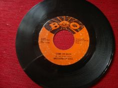 NORTHERN  /  Brothers Of Soul - Come On Back  - BOO   /   SOUL 45