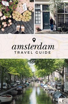 Amsterdam Travel Guide