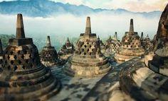 Manificent Borobudur ~ Yogyakarta #fb #travel