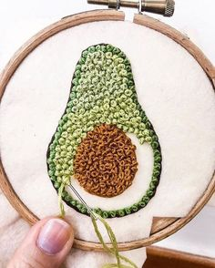252 Likes, 0 Comments – Crochet, sewing, embroidery ( … - Stickerei Ideen Embroidery Stitches Tutorial, Embroidery On Clothes, Flower Embroidery Designs, Creative Embroidery, Simple Embroidery, Hand Embroidery Stitches, Modern Embroidery, Crewel Embroidery, Embroidery Hoop Art
