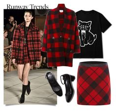 """Run away Trands"" by emma-swon ❤ liked on Polyvore featuring Thakoon, Étoile Isabel Marant, Oui and Pierre Hardy"