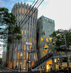 5 things to do in Harajuko - Miles and Coffee Happy Pancakes, Takeshita Street, Famous Store, Japanese Love, Walking Street, Famous Architects, Store Design, Building Design, Photo Booth