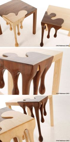 Perfect Fusion Tables Par Matthew Robinson Ideas