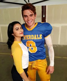 Do you ship it? Veronchie? Archica? Riverdale is on The CW Thursdays at 9/8c on The CW!