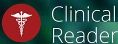 ClinicalReader: ofrece a los profesionales de la medicina una única interfaz con la información más relevante en cada especialidad médica. Al seleccionar una determinada especialidad tendremos los sumarios electrónicos de los últimos números de las revistas con mayor factor de impacto según los datos del JCR. http://clinicalreader.com/