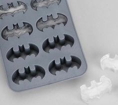 We'd say that Bruce Wayne uses these ice cubes when he throws a party, but that's probably a big fat lie.